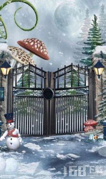 圣诞快乐逃生室