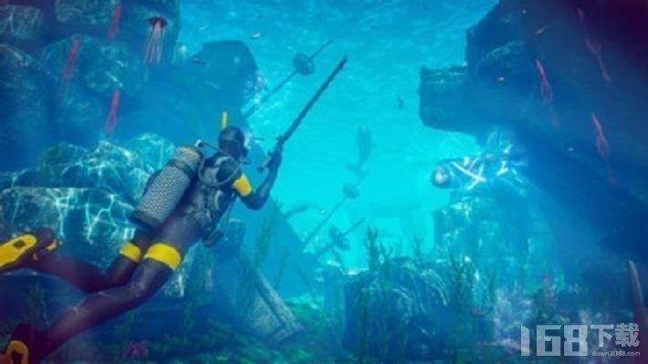 深海世界模拟器3D