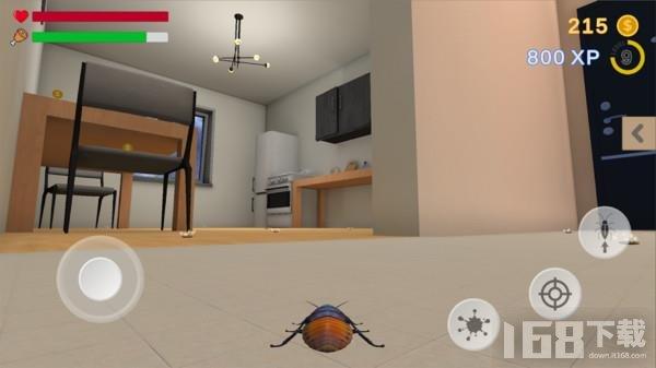 蟑螂小强模拟器