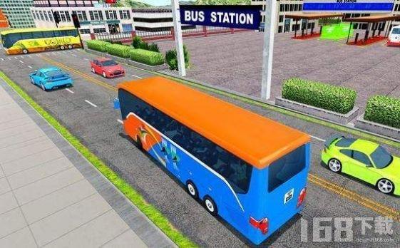 完全真实的巴士驾驶模拟器