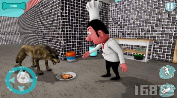 宠物食品模拟器