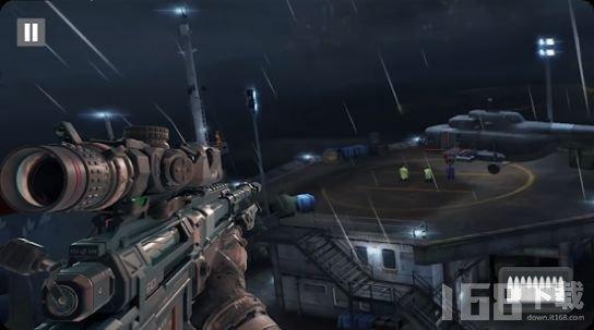 狙击手3D的呼唤