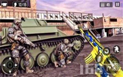 陆军攻坚战游戏
