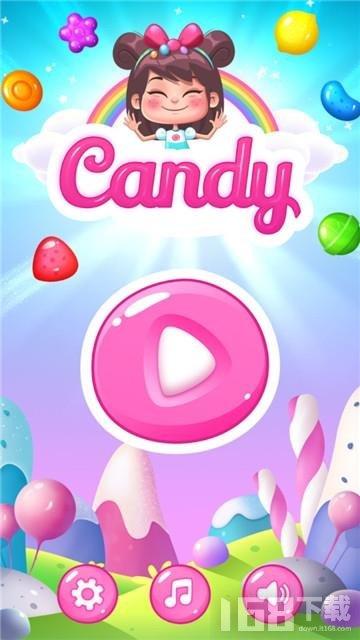 儿童糖糖消消乐