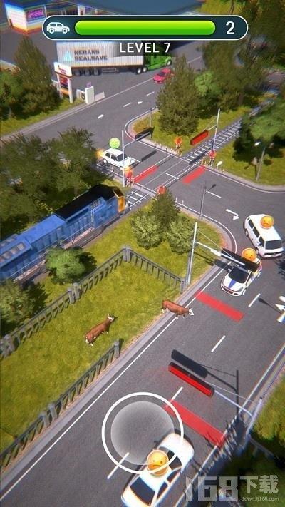疯狂的交通管制