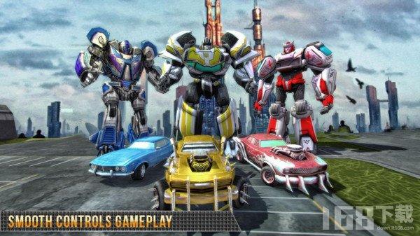 未来大黄蜂机器人