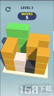 立体方块消消乐