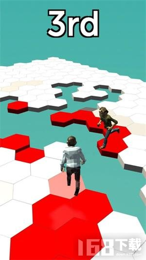 人类六边形挑战赛