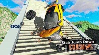 死亡楼梯车祸模拟器