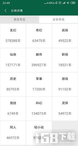 书阳小说app