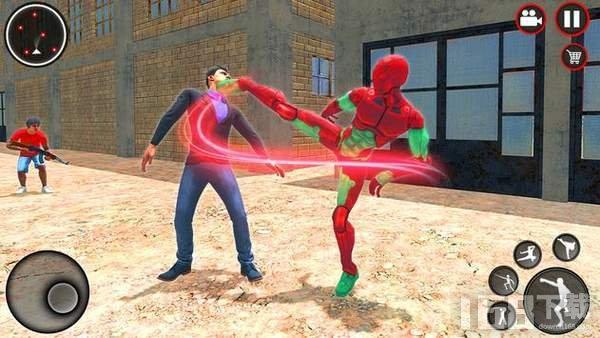 变种蜘蛛侠绳索英雄