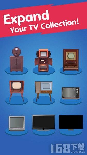 空闲合并电视机