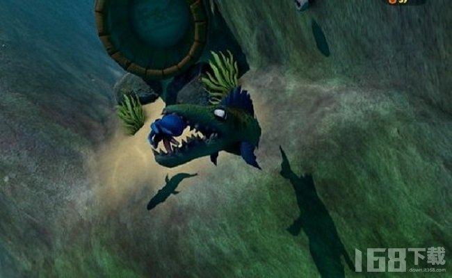 海底大逃杀游戏