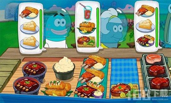 美食家海绵宝宝游戏