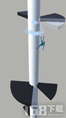 坠落螺旋塔