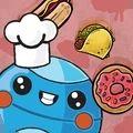 机器人晚餐游戏