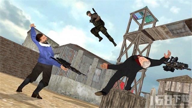 爆击狙击行动