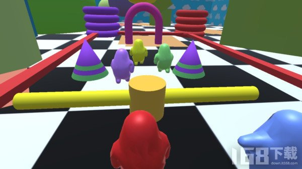 玩具人终极淘汰赛手游
