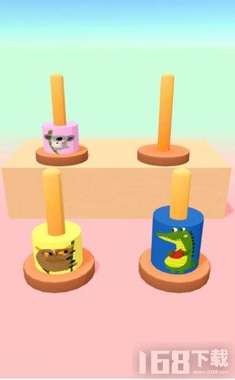 动物分类游戏