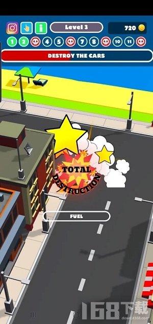 车祸城市3D