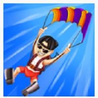 跳伞赛车3D游戏