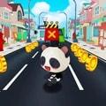 卡通猫无尽酷跑游戏