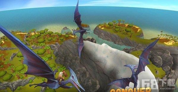 侏罗纪孤岛求生