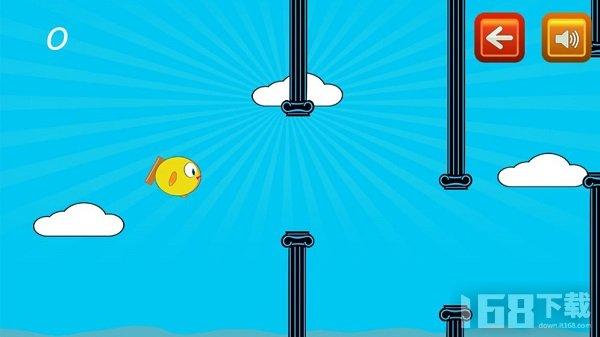 喷气鸡跳跳