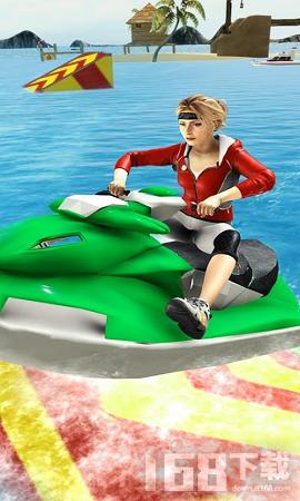 摩托车快艇2