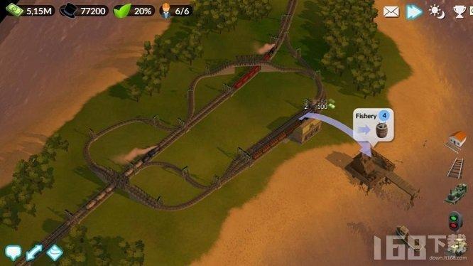 铁路帝国建设