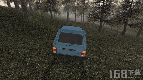 森林越野模拟游戏