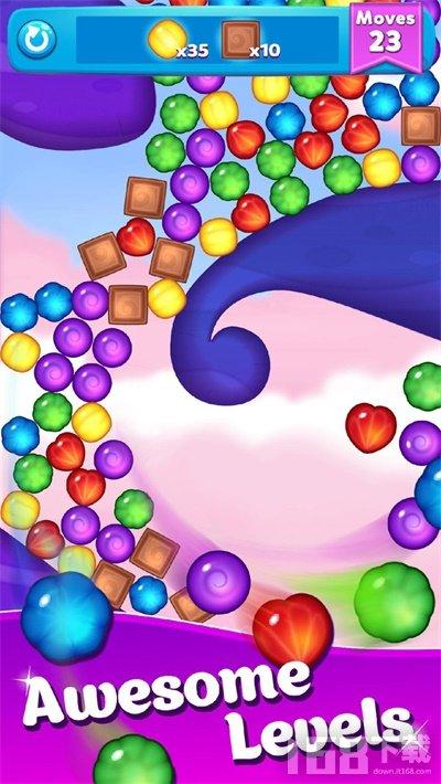 狡猾的糖果爆炸