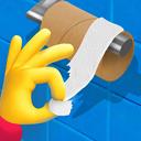 厕所冲洗大挑战