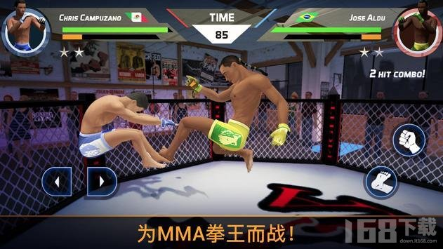 MMA格斗3D