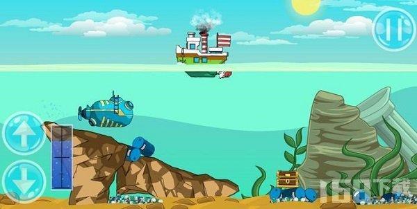 潜艇征服大海
