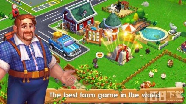 梦想农场收获的故事