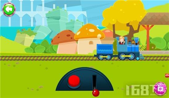 迷你火车模拟