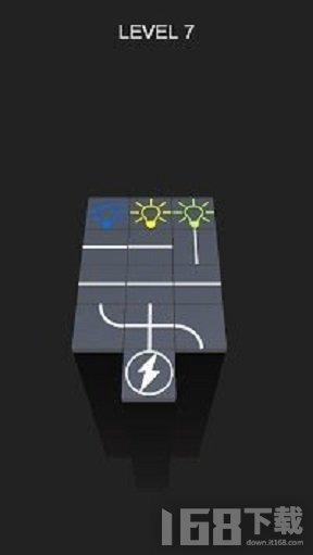 通电指示灯