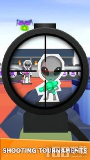 范围武器射击