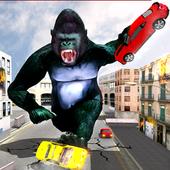 大猩猩毁灭