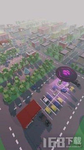 飞碟占领城市