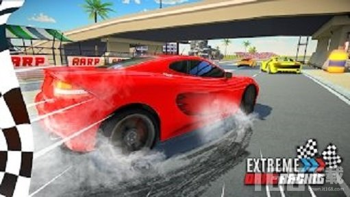 真正的街头赛车3D