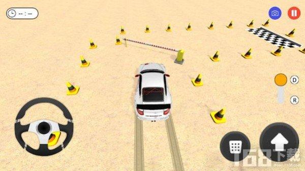 越野停车场模拟器