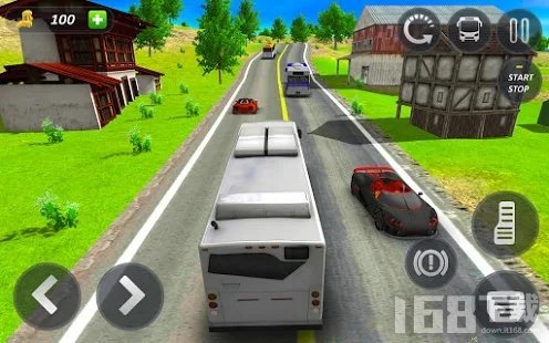 公路巴士驾驶2020