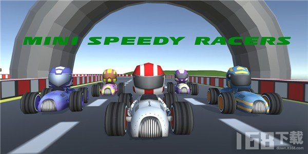 迷你快速赛车手