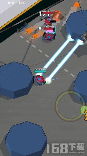 钢铁机器人战斗
