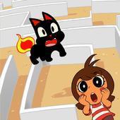 迷宫找猫咪