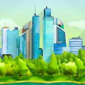 设计建造城镇