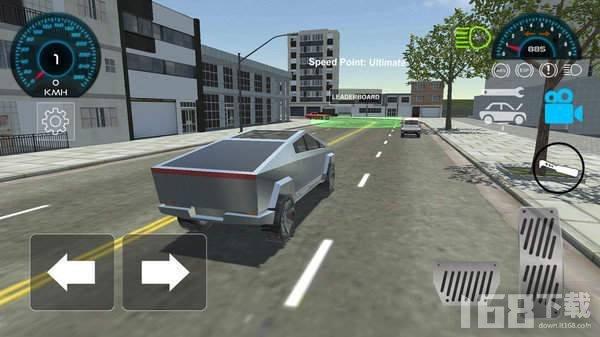城市极速驾驶模拟器