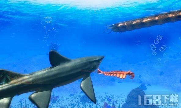 深海恐龙模拟